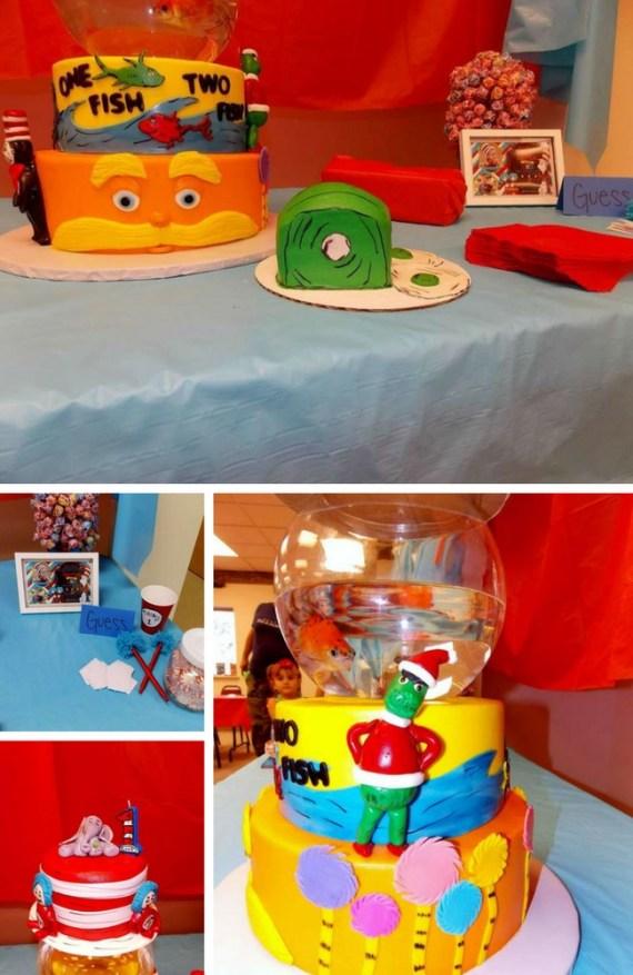 Dr.-Seuss-Party
