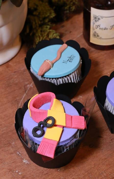 Mystical-Harry-Potter-Birthday-Party-Cupcake-Art