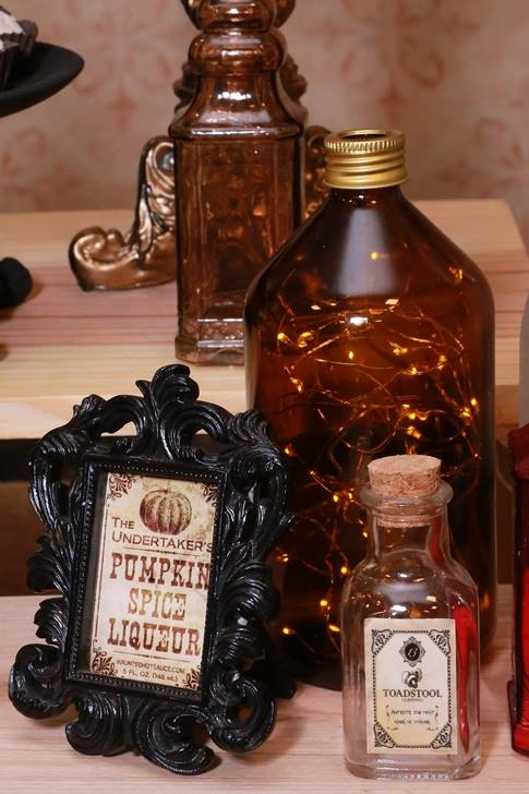 Mystical-Harry-Potter-Birthday-Party-Pumpkin-Spice-Liqueur