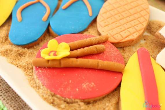 Tropical-Summer-Beach-Party-Sand-Sugar-Cookies