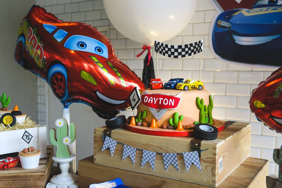 Astounding Lightning Mcqueen Party Plates Contemporary Best Image