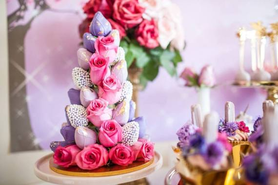 Colorful-Secret-Garden-Birthday-Party-Roses