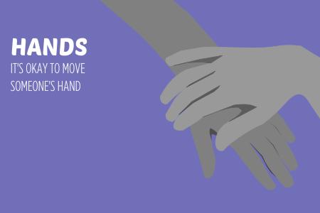 BISH communication hands