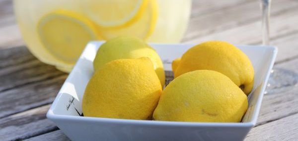 Lemons of the Mediterranean