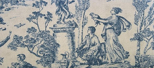 Decorating with French Toile