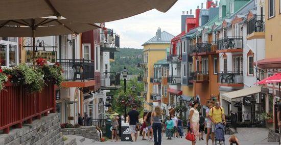Canadian Adventure Day 4: Mont Tremblant, Quebec