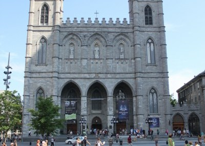 Canadian Adventure Day 2: Bonjour, Montreal!