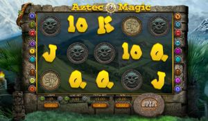 Aztec Magic slots from Softswiss