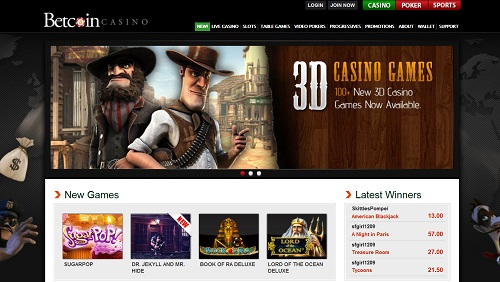 betcoin casino review