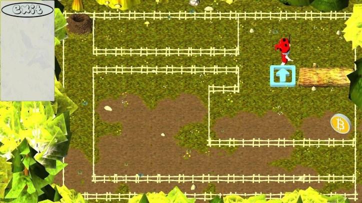 Bitles App screen shot