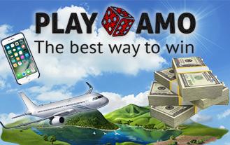 Win huge prizes at Playamo