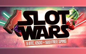 Bitstarz Gives Slot Wars An Upgrade