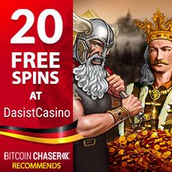 Dasist 20 free spins