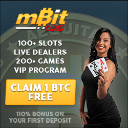 Bitcoin Gambling | Double or Nothing | mBit Casino Video
