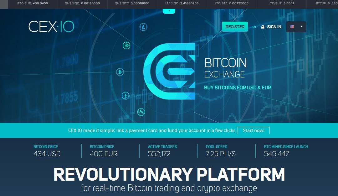 CEX.IO Bitcoin Exchange Presents Mobile Apps for iOS and Android