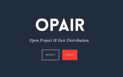 Opair Project's Cryptocurrency ICO: Functional Programming, Decentralized Debit Cards and a Unique Blockchain Platform