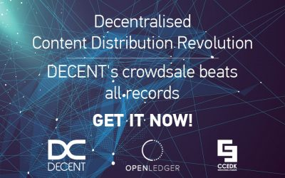 DECENT Blockchain Platform ICO Raises Over 4138 BTC in Two Days