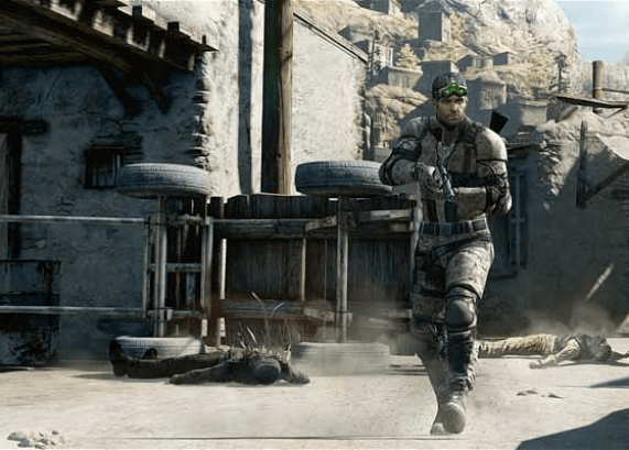 Splinter Cell Blacklist 4 - 4