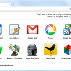 Google presenta la Chrome App Store y su plataforma para juegos de navegador