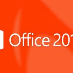 Microsoft anuncia Office 2016