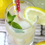 Fresh Squeezed Lemonade: Perfect for a Pizza Date