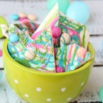 Drizzled Candy Bark