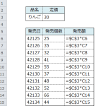 【Excel講座】絶対参照でセルを固定して簡単に数式をコピーする5つの手順
