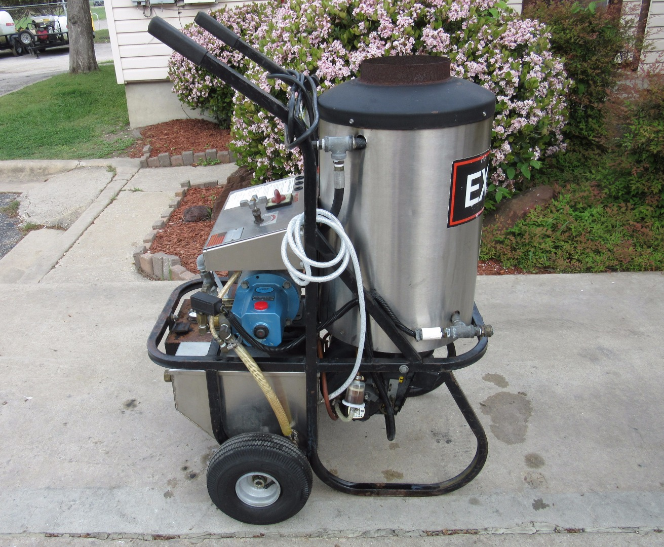 Enamour Used Excell 1003vswa Hot Water Diesel Burner 3gpm 1000psi Pressure Washer 1430692043479 Excell Pressure Washer Vr2522 Excell Pressure Washer Xr2600 houzz 01 Excell Pressure Washer