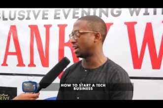 Easy Taxi's Bankole Cardoso Speaks On: How To Start A Tech Business