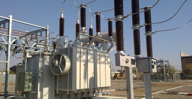 Power transformer & SF6 CB to Enersis - Chile
