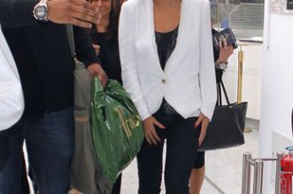 beyonce_airport_france