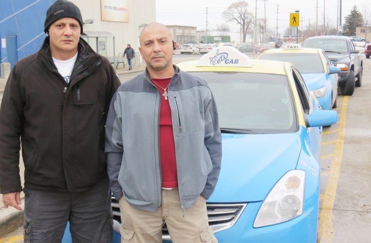 Uber Windsor Taxi drivers