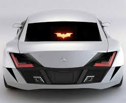 Batman Brake Light