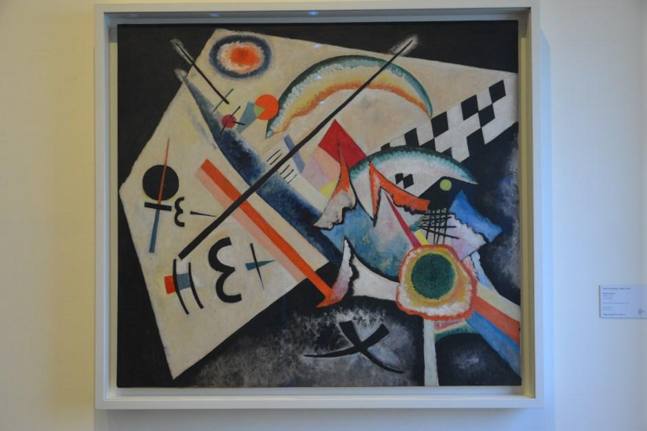 "Kandinsky ""White Cross"""