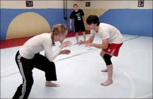 wrestle 300x194 5 Reasons Good Grapplers Lose in BJJ Competitions
