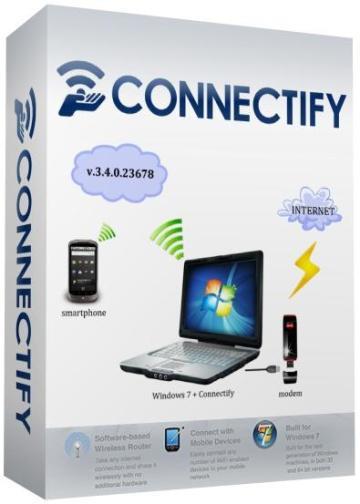 Phát wifi trên windows bằng phần mềm conectify