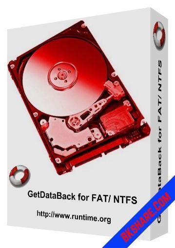 Runtime GetDataBack Full - Phần mềm phục hồi dữ liệu số 1