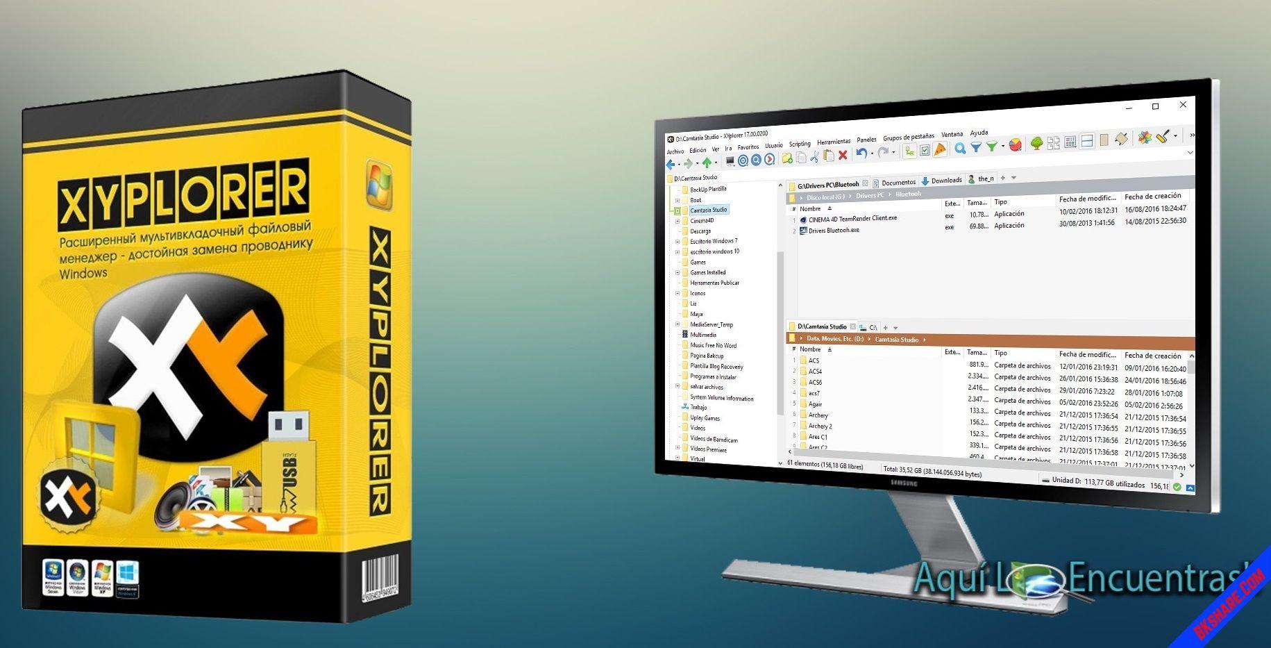 XYplorer Pro 17.30 Full Key + Portable - Trình quản lý file đa năng