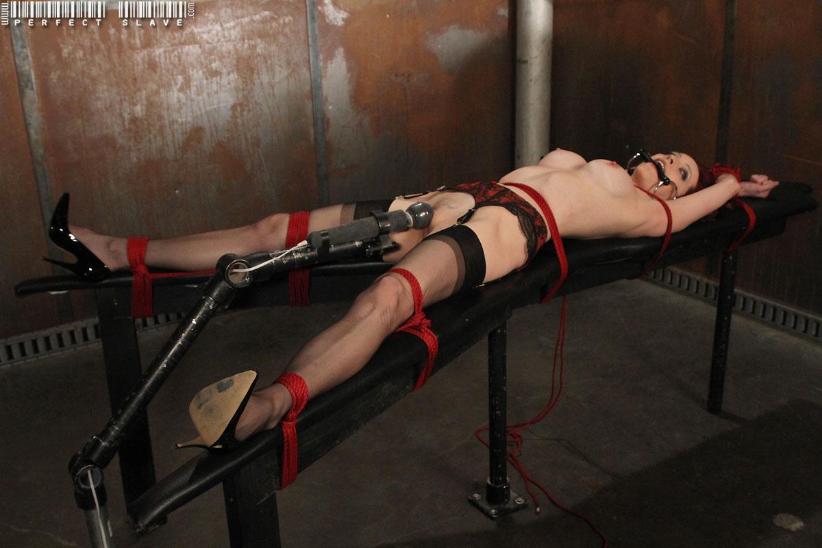adrianna nicole bondage