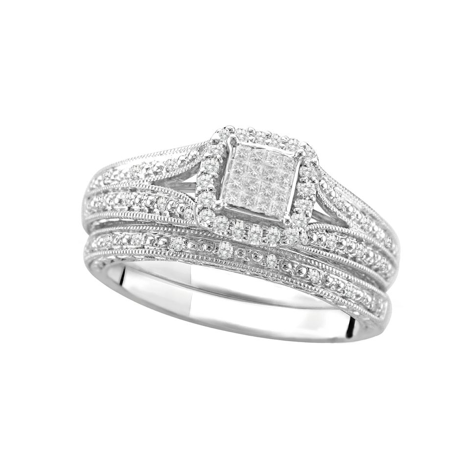 you oughta know walmart has engagement rings for 58 walmart wedding band sets