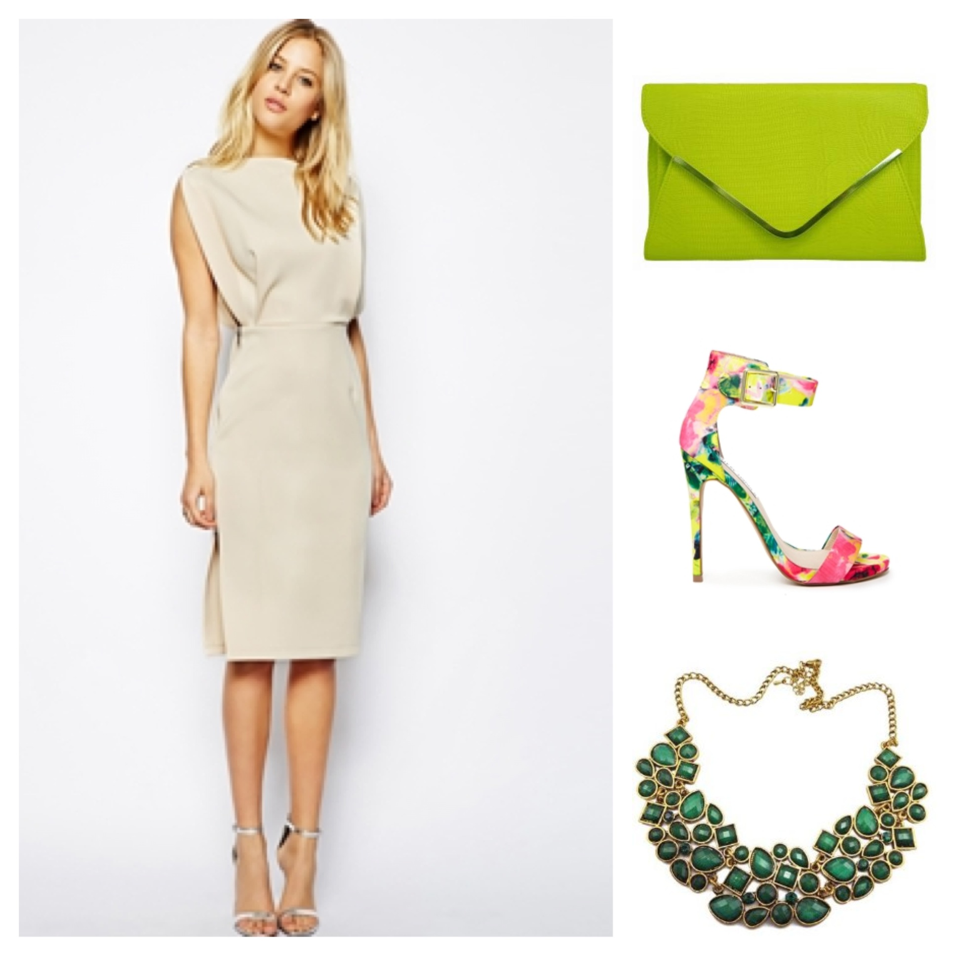 what to wear to spring summer wedding events pencil wedding dresses Pencil dresses are perfect for a gallery or loft wedding This ASOS Open Top Midi is spot on for your next modern wedding related occasion