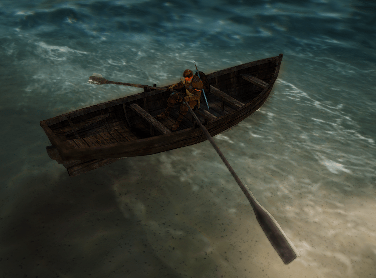 Difference Between Raft/Ferry/Fishing Boat?? - New Adventurers - The