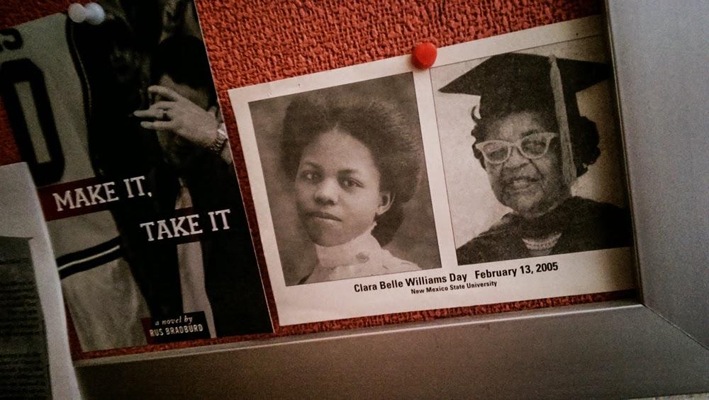 Clara Belle Williams Legacy Blackdoctor