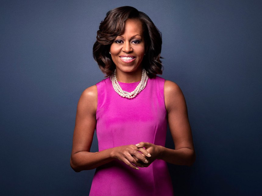 Michelle Obama courtesy of The White House Instagram