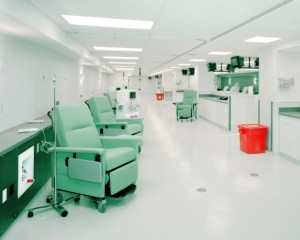 Dialysis Room Recliners, New York City