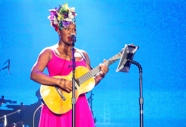 2015 Essence Music Festival - Performances Featuring: India Arie Where: New Orleans, Louisiana, United States When: 03 Jul 2015 Credit: WENN.com