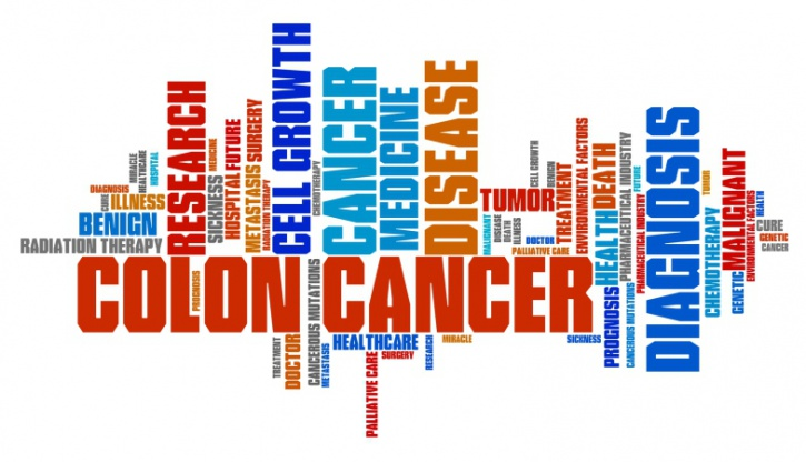 Colon Cancer words