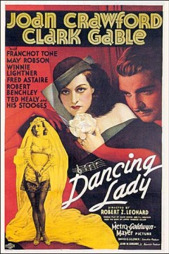 ダンシング・レディ Dancing_lady_(1933)