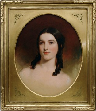 Portrait of Louisa Pope (1845)