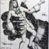 『キング・コング』に似たガリヴァーの挿絵